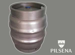 Used beer Keg